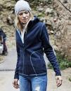 Ladies` Outdoor Hooded Fleece Jacket, Tee Jays 9618 //...