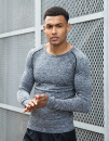 Adults` Seamless Long Sleeved Top, Tombo TL311 // TL311