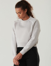 Ladies` Cropped Sweatshirt, Tombo TL533 // TL533