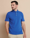 Classic Cotton Piqué Polo Shirt, Henbury H100 // W100