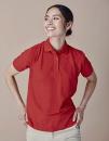 Ladies` 65/35 Classic Piqué Polo Shirt, Henbury...