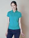 Ladies` Coolplus Wicking Polo Shirt, Henbury H476 // W476