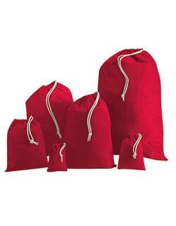 Tasche Damen Herren Westford Mill Cotton Gymsac Sportbeutel