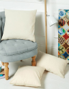 Fairtrade Cotton Canvas Cushion Cover, Westford Mill W350...