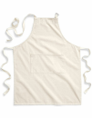 Fairtrade Cotton Adult Craft Apron, Westford Mill W364 //...