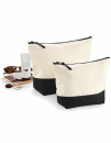 Dipped Base Canvas Accessory Bag, Westford Mill W544 //...