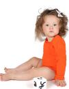 Long Sleeve Baby Bodysuit, Link Kids Wear ROM200 // X941