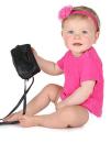 Bio Short Sleeve Baby T-Shirt, Link Kids Wear T40 // X954