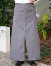 Bistro Apron with Split and Front Pocket, Link Kitchen...