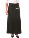 Bistro Apron with Front Pocket, Link Kitchen Wear...