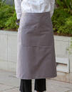 Cook`s Apron with Pocket, Link Kitchen Wear KS70100Z //...
