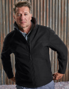 Heavy Duty Workwear Softshell Jacket, Russell R-018M-0 //...