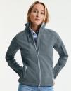Ladies` Bionic Softshell Jacket, Russell R-410F // Z410F