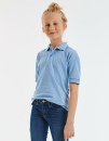 Children´s Hardwearing Polycotton Polo, Russell...