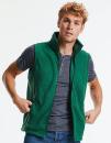 Men`s Outdoor Fleece Gilet, Russell R-872M-0 // Z8720