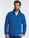 Quarter Zip Outdoor Fleece, Russell R-874M-0 // Z8740
