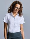 Ladies` Short Sleeve Tailored Ultimate Non-Iron Shirt,...
