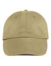 Low-Profile Brushed Twill Cap, Anvil 176 // A176 Khaki | One Size
