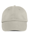Low-Profile Brushed Twill Cap, Anvil 176 // A176 Wheat | One Size
