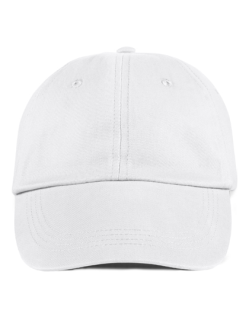 Low-Profile Brushed Twill Cap, Anvil 176 // A176