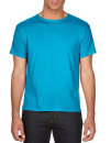 Featherweight Tee, Anvil 361 // A361 Caribbean Blue   S