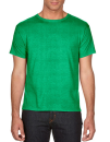 Featherweight Tee, Anvil 361 // A361 Heather Green   S