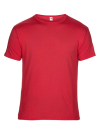 Featherweight Tee, Anvil 361 // A361 Red   S