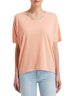 Women`s Freedom Tee (oversized), Anvil 36PVL // A36PVL