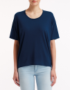 Women`s Freedom Tee (oversized), Anvil 36PVL // A36PVL Navy | S