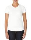 Women`s Tri-Blend Tee, Anvil 6750L // A6750L White | XS