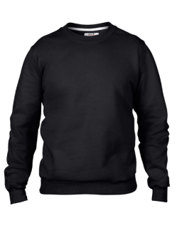 Crew Neck Sweatshirt, Anvil 71000 // A71000
