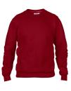 Crew Neck Sweatshirt, Anvil 71000 // A71000 Independence Red   S