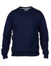 Crew Neck Sweatshirt, Anvil 71000 // A71000 Navy   S