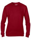Women`s Crew Neck Sweatshirt, Anvil 71000FL // A71000FL Independence Red   S