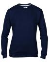 Women`s Crew Neck Sweatshirt, Anvil 71000FL // A71000FL Navy   S