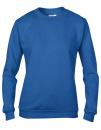 Women`s Crew Neck Sweatshirt, Anvil 71000FL // A71000FL Royal Blue   S
