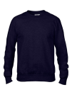 Crewneck French Terry Sweatshirt, Anvil 72000 // A72000 Navy | S