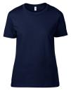 Women`s Lightweight Tee, Anvil 880 // A880 Navy | S