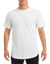 Adult Curve Tee, Anvil 900C // A900C White | S