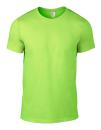 Lightweight Tee, Anvil 980 // A980 Neon Green   S
