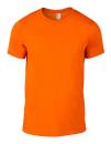 Lightweight Tee, Anvil 980 // A980 Neon Orange   S