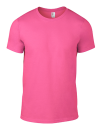 Lightweight Tee, Anvil 980 // A980 Neon Pink   S