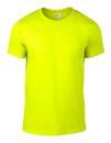 Lightweight Tee, Anvil 980 // A980 Neon Yellow   S
