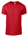 Lightweight Tee, Anvil 980 // A980 Red   S