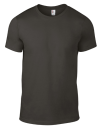 Lightweight Tee, Anvil 980 // A980 Smoke (Solid)   S