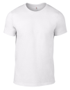 Lightweight Tee, Anvil 980 // A980 White   S
