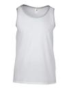 Lightweight Tank, Anvil 986 // A986 White / Heather Grey | S