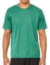 Unisex Performance Short Sleeve Tee, All Sport M1009 // ALM1009 Heather Forest   XS