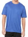 Unisex Performance Short Sleeve Tee, All Sport M1009 // ALM1009 Heather Royal   XS