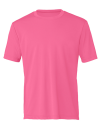 Unisex Performance Short Sleeve Tee, All Sport M1009 // ALM1009 Sport Charity Pink   XS